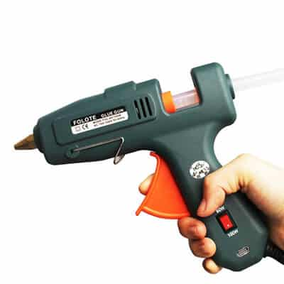 Folote 60W/100W Optional: The Perfect Double Temperature Glue Gun Review