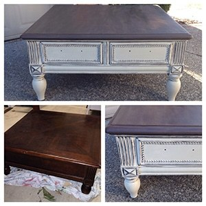 Result of using best chalk paint