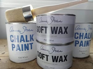 Annie Sloan chalked paint review