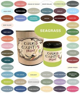 Chalked Country Paint chalk paint review