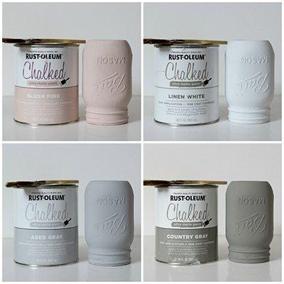 Rust-Oleum Chalk Paint Review