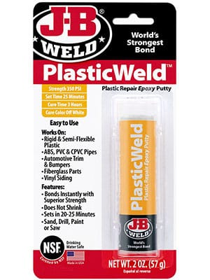J-B Weld 8237 – Best Glue For ABS Plastic Review