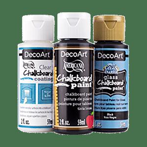 DecoArt Americana Gloss Enamels – Best Chalkboard Paint for Art Projects Review