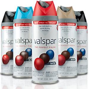 Valspar Spray Paint – Best Interior Design Paint for Plastic Review