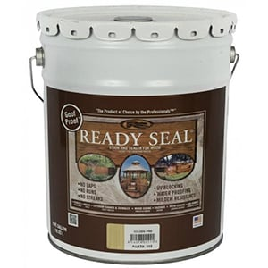 Ready Seal 510 Wood Stain and Sealer Review