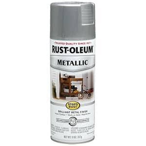 Rust-Oleum Stops Rust Metallic Spray Paint Review