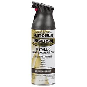 Rustoleum Universal Metallic Spray Paint – Best Multi-Purpose Spray Paint for Metal Review