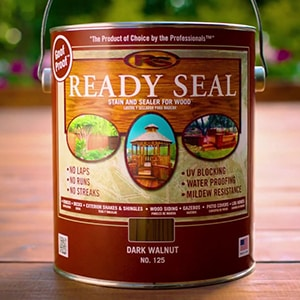Ready Seal 125 Exterior Wood Stain and Sealer Review