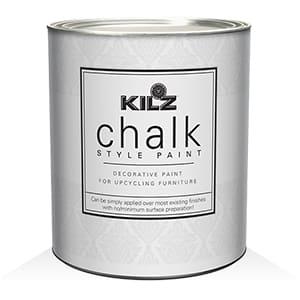 KILZ Interior Chalk Paint - Best High-Coverage Chalk Paint Review