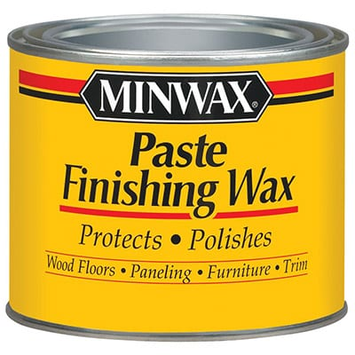 Minwax Paste Finishing Wax - Best All-Natural Wax for Chalk Paint Review