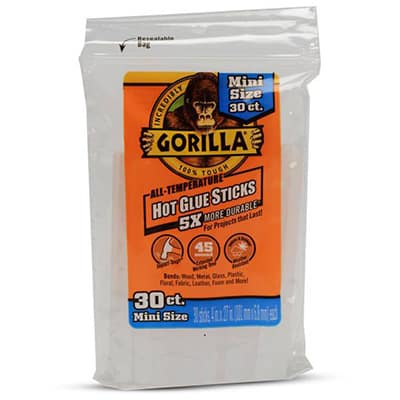 Gorilla Hot Glue Stick Pack Review